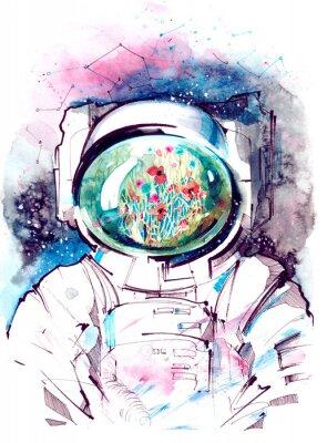 Sticker Kosmos