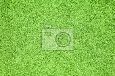 Künstliche Gras auf Fußballplatz