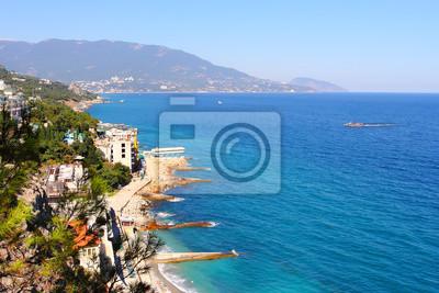 Küste von Jalta