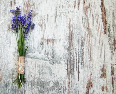 Sticker Lavendelblüten