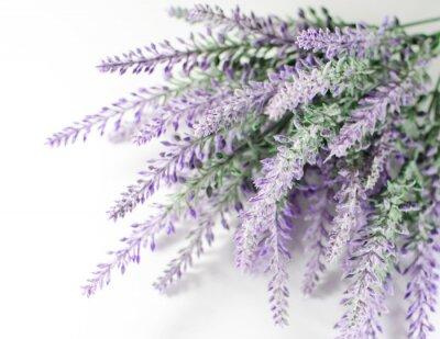 Sticker Lavendelzweig