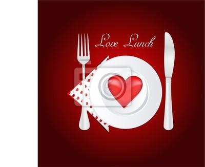 liebe Mittagessen