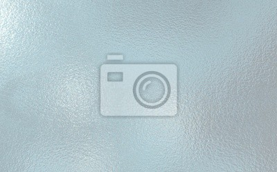 Sticker Light blue color frosted Glass texture background