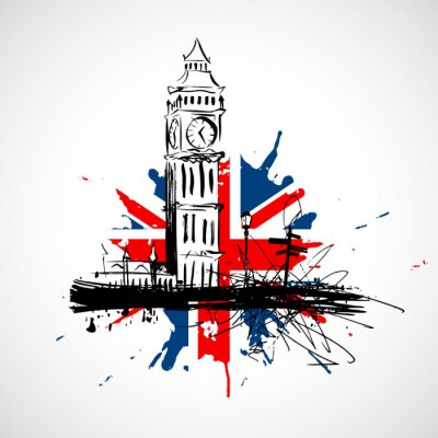 Sticker London !
