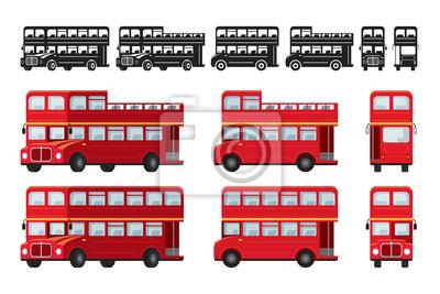 London Double Decker Bus, Tourist Attraction