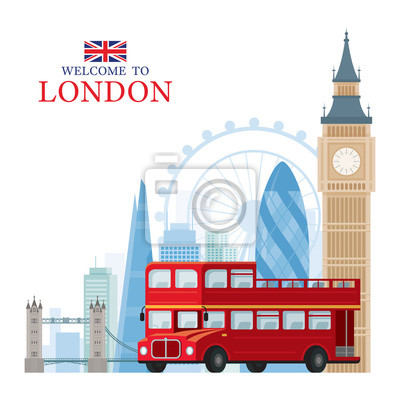 London, England and United Kingdom Travel and Tourist Attraction
