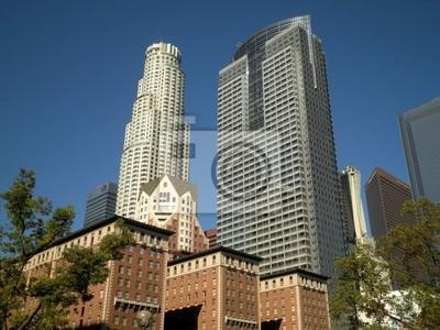 Los Angeles-Wolkenkratzer