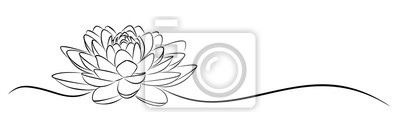 Lotus Skizze