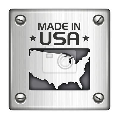 Made in USA - US - Vereinigte Staaten von Amerika