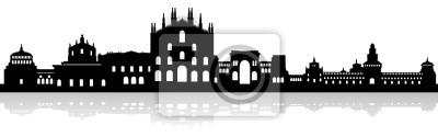 Mailand Skyline