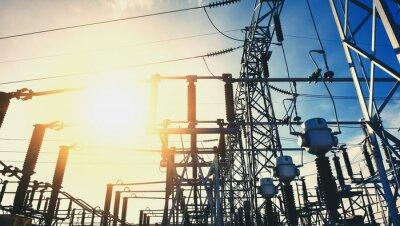 Sticker Main Power Plant Energy ideas And energy saving