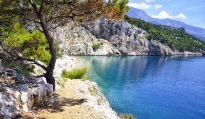 Makarska Riviera, Dalmatien, Chorwacja
