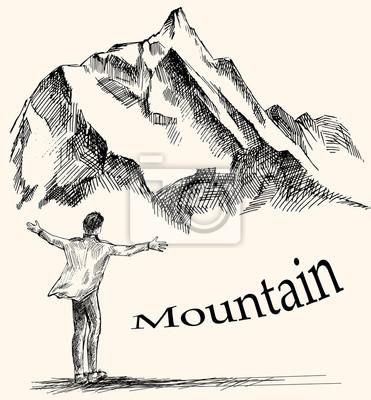 Man mountain freedom