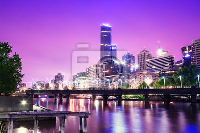 Melbourne. Australien