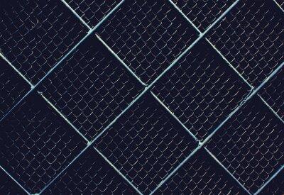 Metallgitter Textur Hintergrund.