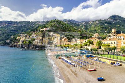 Minori at Amalfi Coast
