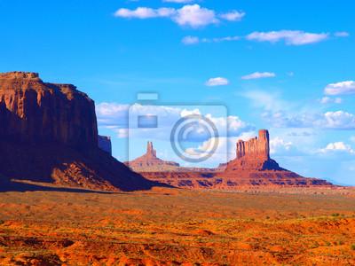 Sticker Monument Valley