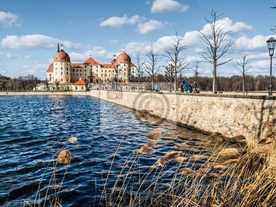 Sticker Moritzburg