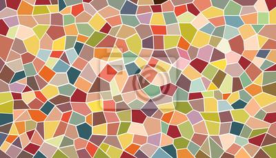 Sticker Mosaik