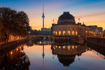 Museum island on Spree river, Berlin