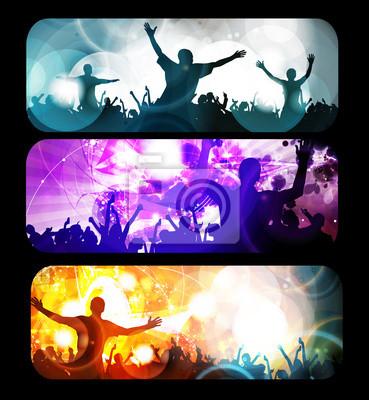 Musik Banner Design