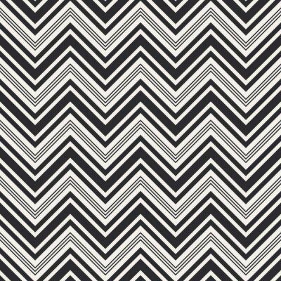Sticker Nahtlose geometrische Muster