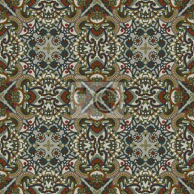 Nahtlose geometrische Muster. Arabisch Design