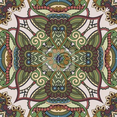 Nahtlose Muster Hintergrund. Ethnische Design