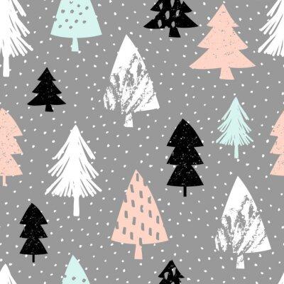 Nahtlose Weihnachten Muster
