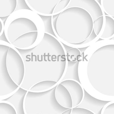 Sticker Nahtloses Muster