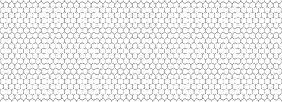 Sticker Net nahtlose Muster