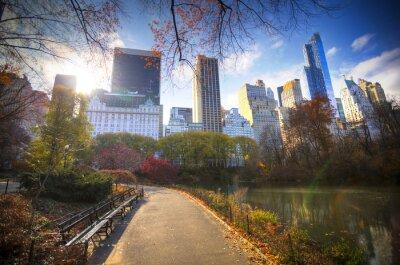 Sticker New York City Manhattan Central Park Gästebewertungen