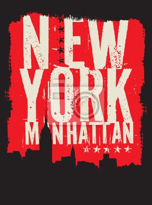 New York City, Silhouette