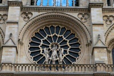 Sticker Notre Dame