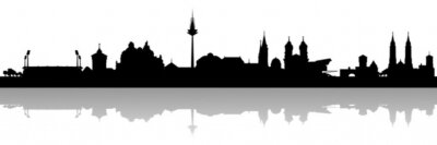 Nürnberg Skyline Altstadt