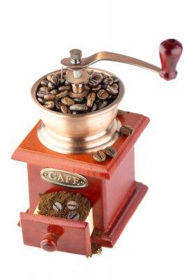 Old-fashioned Kaffeemühle