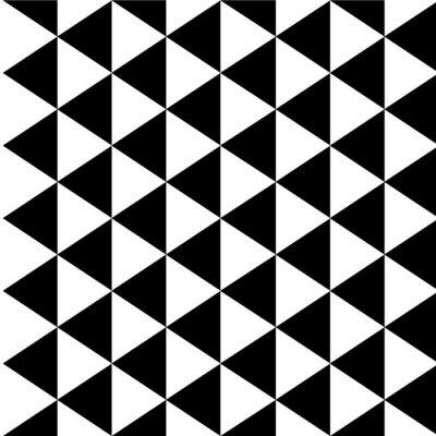 Sticker Optische Täuschung Hintergrund