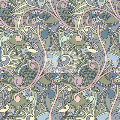 Paisley-Muster. Seamless design