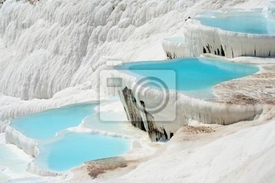 Pamukkale Becken