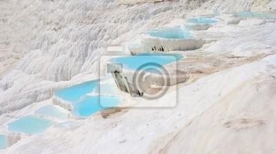Pamukkale Becken Panorama