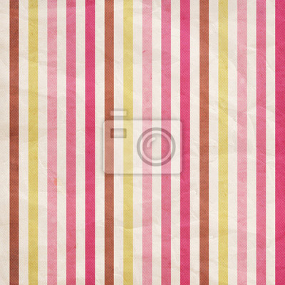 Paper background with colored vertical stripes