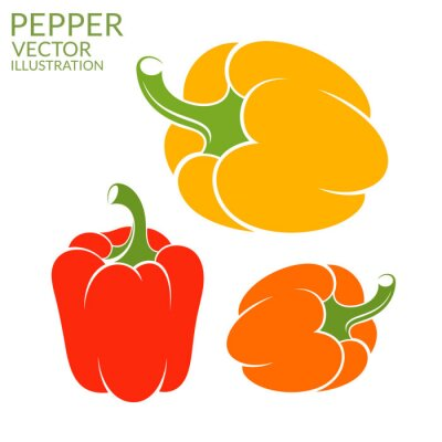 Sticker Paprika