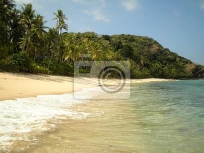 Paradise Beach in Fidschi