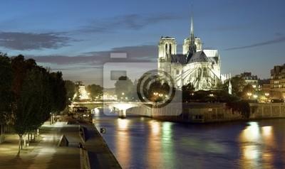 Paris: Île de la Cité und die Kathedrale Notre Dame