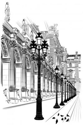 Paris : Klassische Architektur