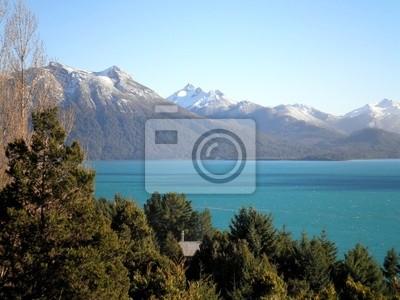 Patagonischen Landschaft