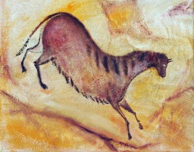 Pferd - Höhlenmalerei
