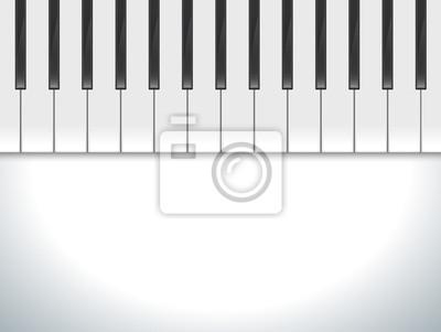Piano-Tasten