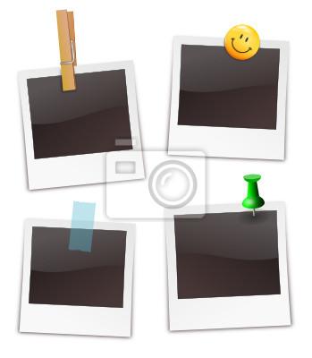 Polaroids Pinnwand