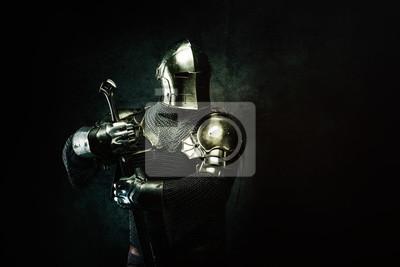 Sticker Portrait of a Templar